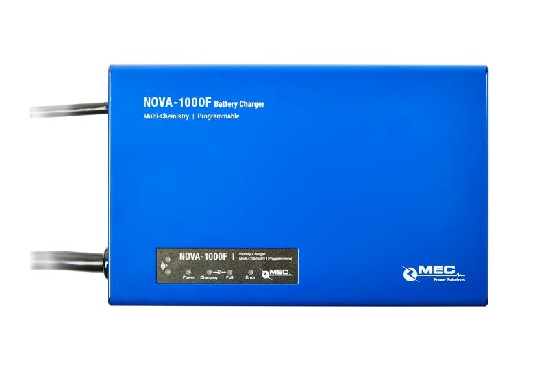 MEC NOVA-1000F Industrial Charger - Industrial Battery Charger for Larger Batteries