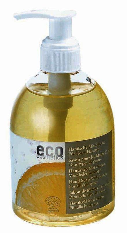 ECO Handseife mit Zitrone 300ml - null