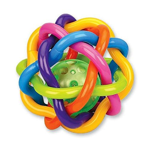 Soft safety baby teether