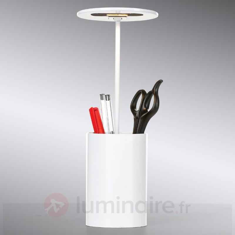 E.T. - lampe à poser LED blanche - Lampes à poser LED