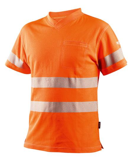 T-shirts EN20471 EN471 haute-visibilité hi-visy