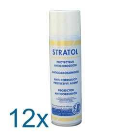 STRATOL ct 12 aéro 650cc - Protecteur anticorrosion des surfaces métalliques