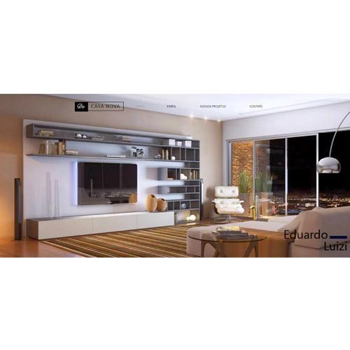 Criação do Website para o Setor de Móveis Planejados - Setor de Atuação - Móveis Planejados e Design de Interiores - Criação 100% 7ing