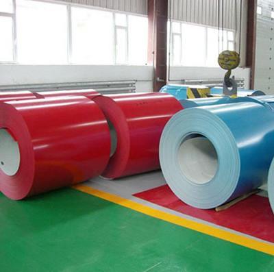 Coated Aluminum Coil - Aluminium Products