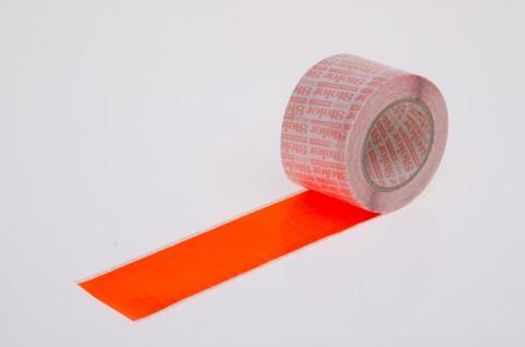 Reel Sealer, fluorescent orange, ESD safe - made from Steierform 87-10104, ESD safe