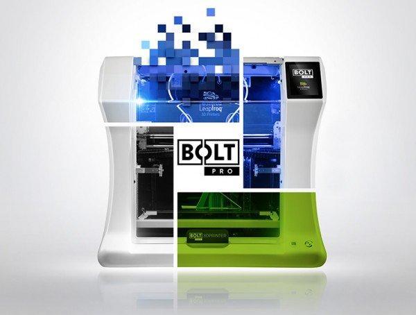 Leapfrog Bolt Pro - 3D Drucker