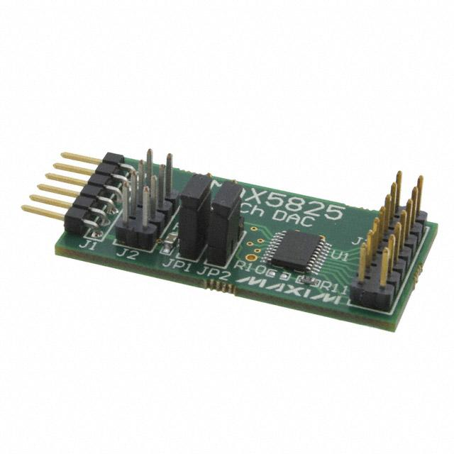 MODULE PERIPHERAL FOR MAX5825 - Maxim Integrated MAX5825PMB1#