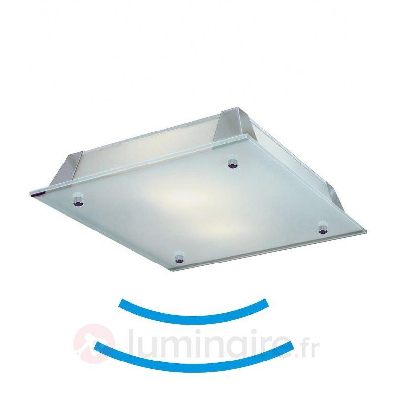 Applique et plafonnier HF Quad avec détecteur - Plafonniers avec détecteur