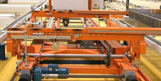 Special applications - Stacker Cranes - AS/RS
