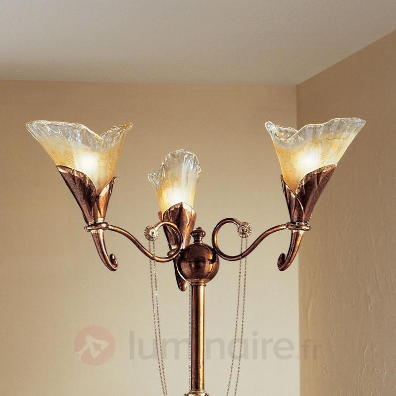 Lampadaire BOCCIO - Lampadaires rustiques
