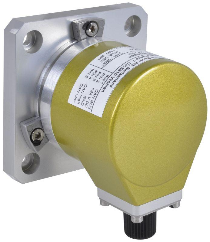 KINAX N702-CANopen - Capteur d'inclinaison unidimensionnel