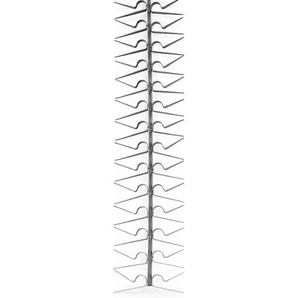 Anodic titanium Rack - Anodizing Rack Ti 2 Points - Anodizing Rack Ti 2 Sides - Anodizing Rack 2 Sides S40