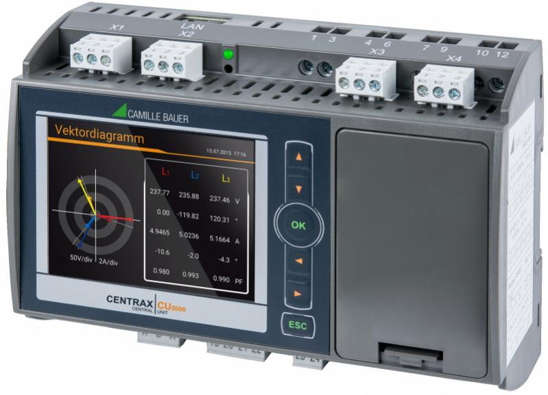 CENTRAX CU3000 / CU5000 - Flexible solutions for the energy industry