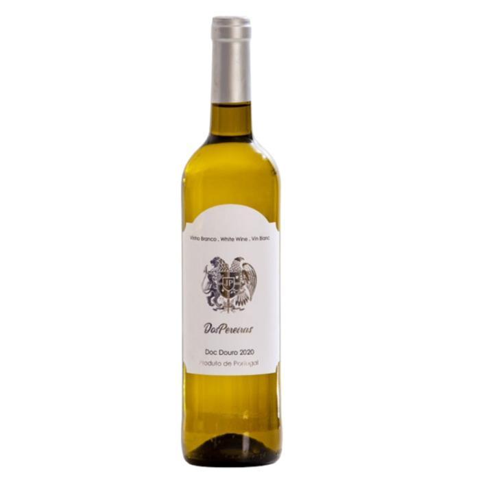 Vinho Branco Doc Douro 2020 - Vinho Branco Português DosPereiras região Doc Douro - ano 2020
