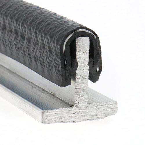 Gummi-Kantenstreifen und Profile - Gummikantenstreifen und Gummiprofile für Metallkanten