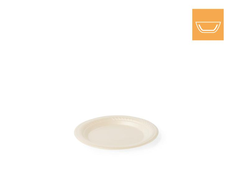 ST 9 plate, laminated - Plates and bowls
