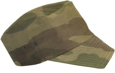 CAMO HBT F2 COMBAT CAP FR - Suits Headgear