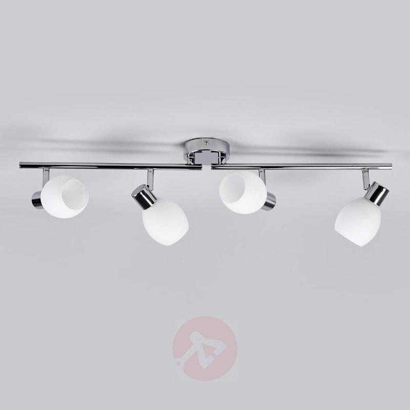 4-bulb LED ceiling lamp Aidan, G9 - Ceiling Lights