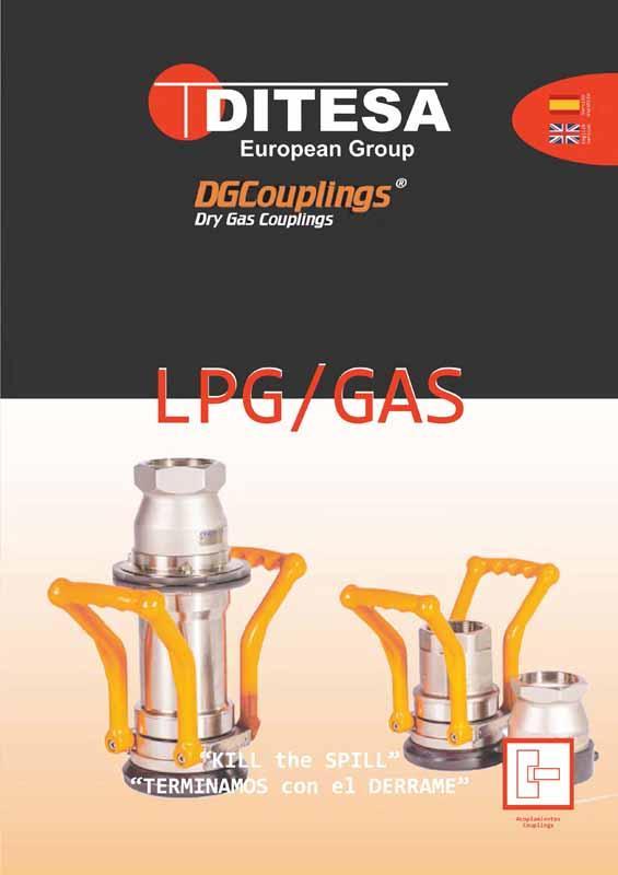 ACOPLAMIENTOS LPG/GAS -