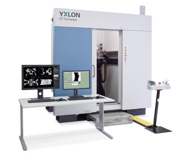 YXLON CT Compact - Industrielles CT-System