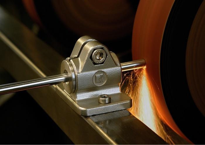 Robust Clamps - Connettori tubolari altamente resistenti - in acciaio inossidabile