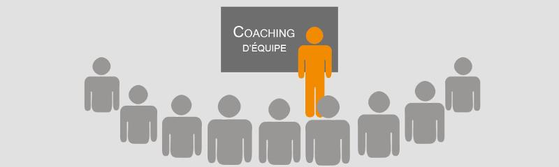 Coaching d'équipe - Coaching