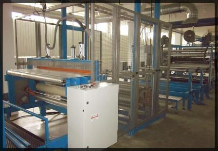 Laminating machinery -