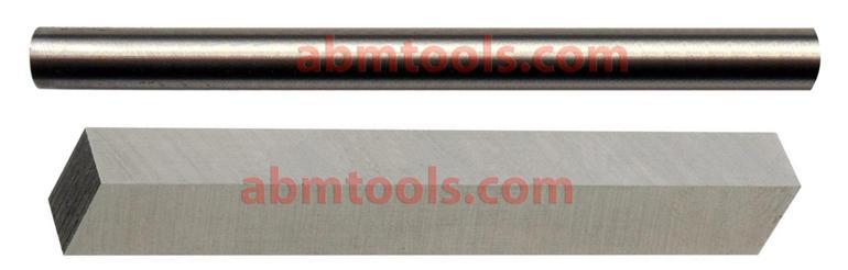 Tool Bits - Square, Round and Rectangular