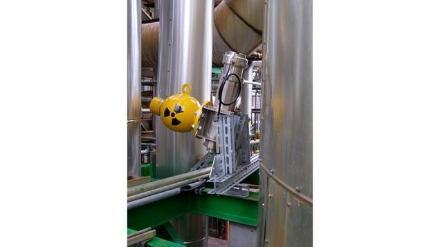 mesure detection niveau - mesure radiometrique FHG65