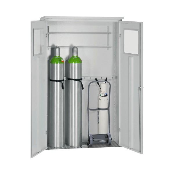 Gasflaschendepot Typ GFL-D XL2 mit Kontrollfenster aus... - Sicherheitsschränke
