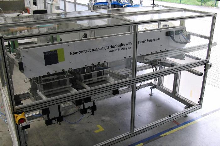 Sistema de Transporte LinearOverhead -