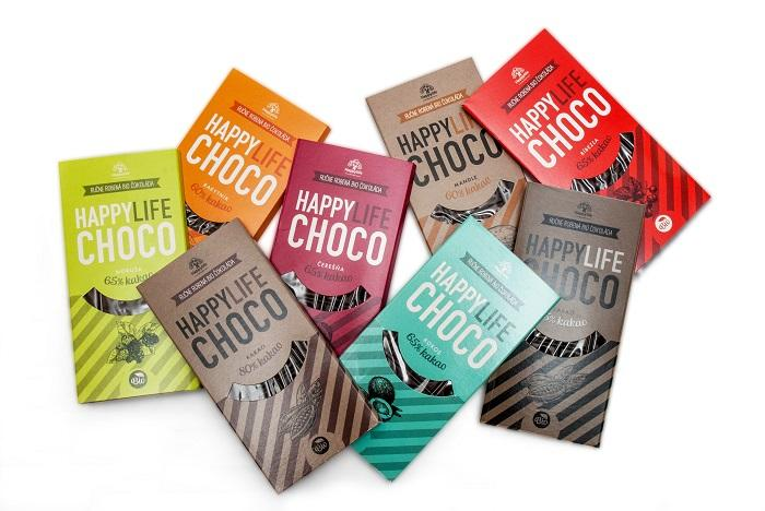HAPPYLIFE CHOCO – ORGANIC CHOCOLATES - Hand-made exclusive delicacy for all lovers of high-quality chocolate.