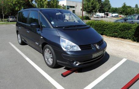 Butée De Parking Acier - Aménagement Des Parking