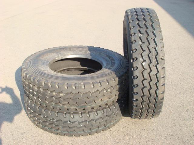 Truck tyres - REF. 13R22.5.DSR.168