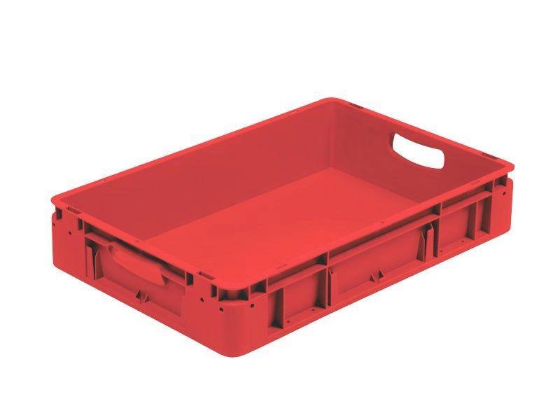 Stacking box: Sil 6412 - Stacking box: Sil 6412, 600 x 400 x 120 mm