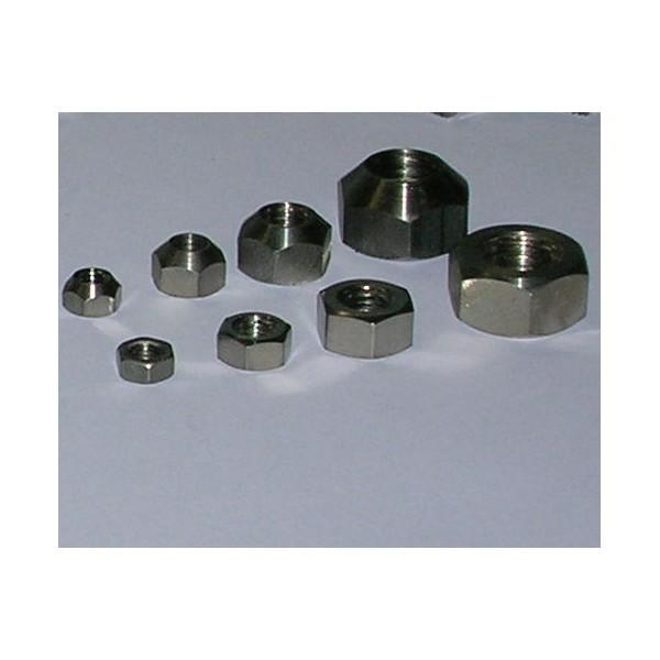 Titanium fasteners and screws - M6 - Titanium fasteners and screws - M6