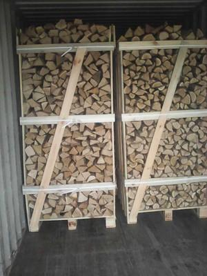 Firewood - Kiln dried firewood - oak, birch