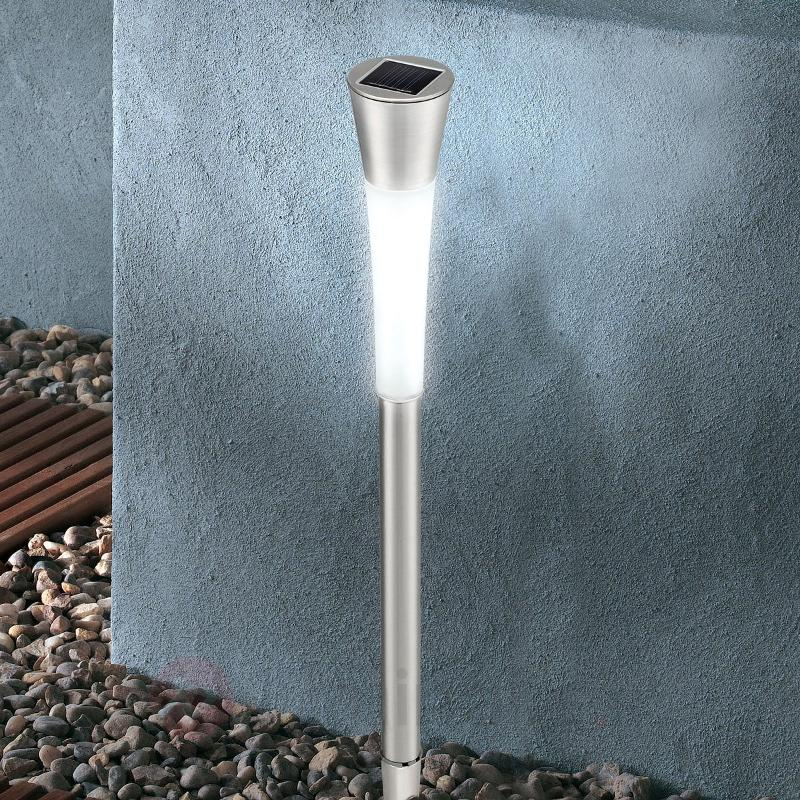 Flambeau solaire LONGFIRE 3 en 1 - Toutes les lampes solaires