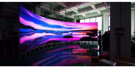 Pantallas LED HD para Estudio TV y sala conferencia - Ultra HD, frecuencia de actualización de alta