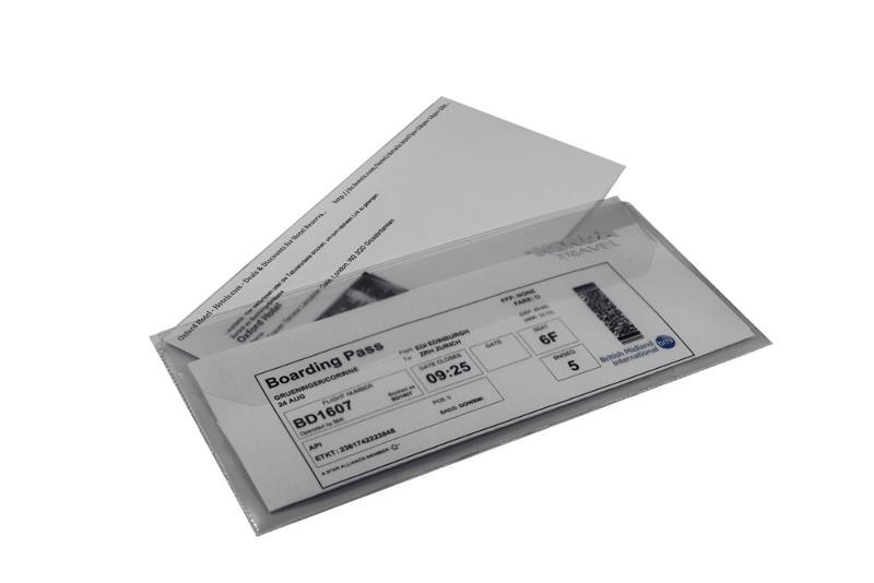 Reisedokumentenhüllen bedruckt - null