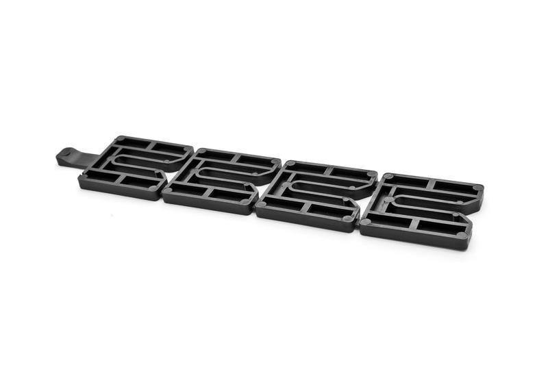 Spessori da mm 5 per telaio / controtelaio - Accessori per assemblaggio