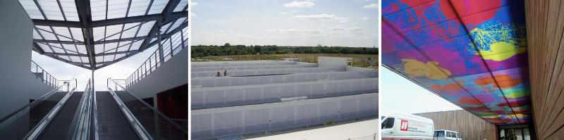 Polycarbonate Sheets (Building) - Akyver Connect™ Systems