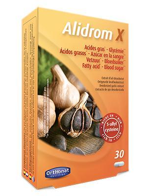 Alidrom X - Complément alimentaire