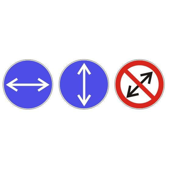 Orthogonalfahrt - null