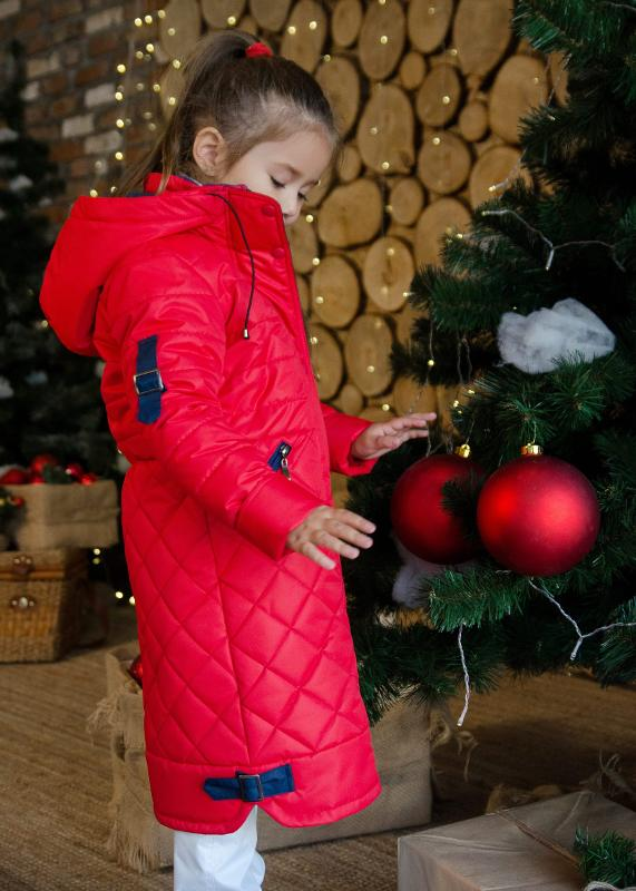 Down jacket Amely - Girls