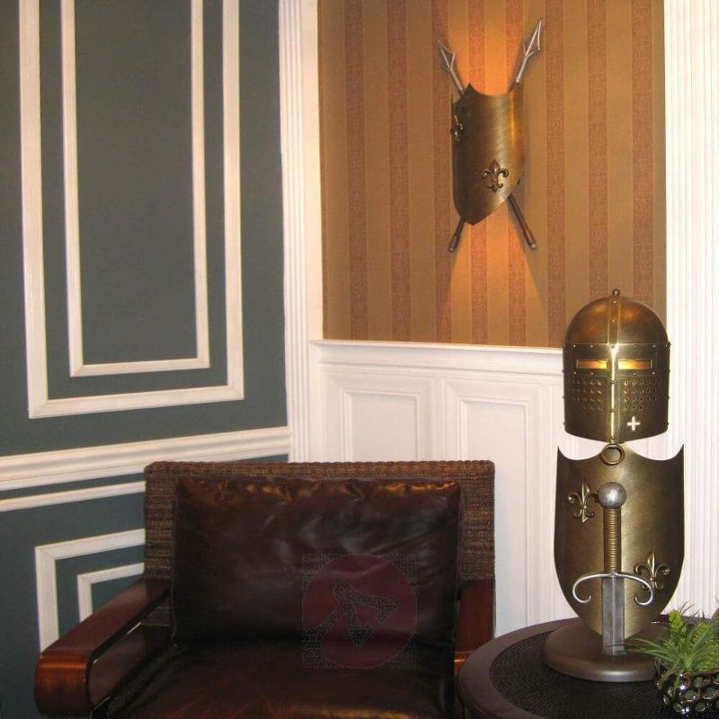 Indirect light - wall lamp Crusader - Wall Lights