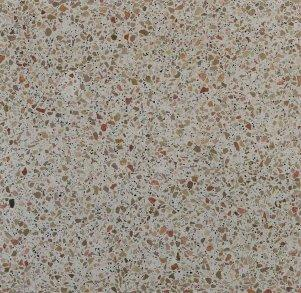 Single-Double Layer Terrazzo Tile -