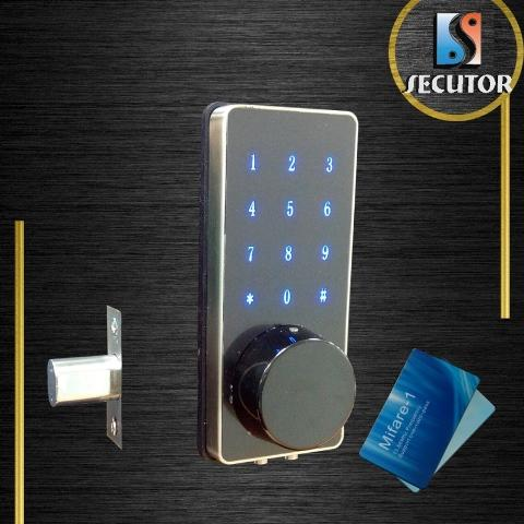 CE Certificate Card Key Household Password Door Lock