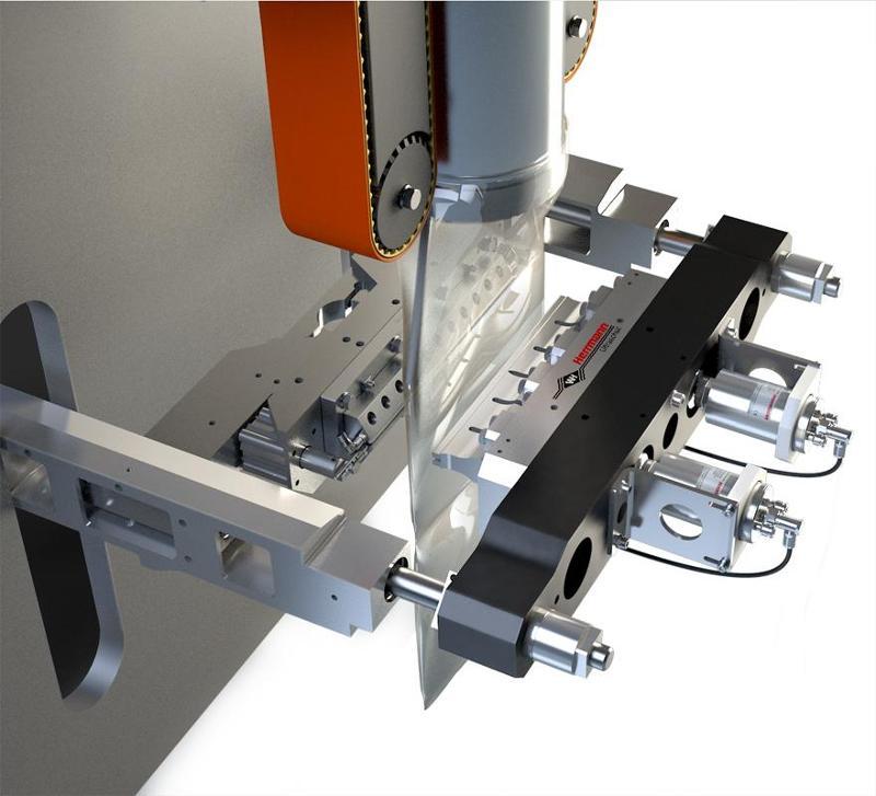 Packaging technology - Cross seal modules