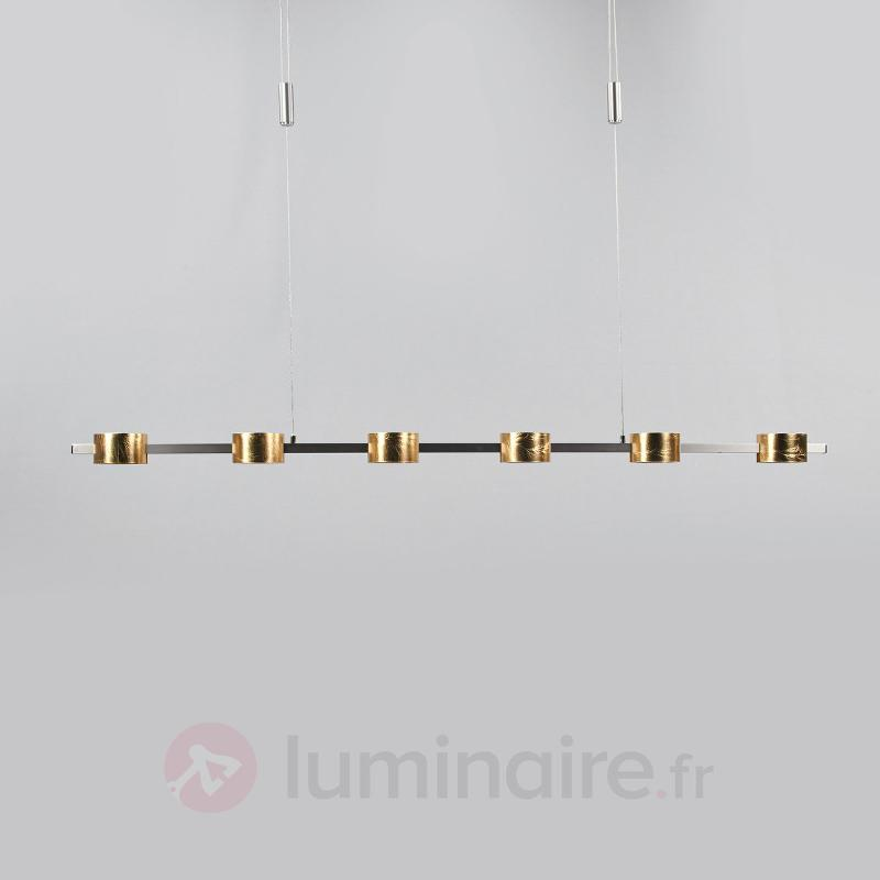 Finition or chic - suspension LED Niro, variable - Suspensions LED